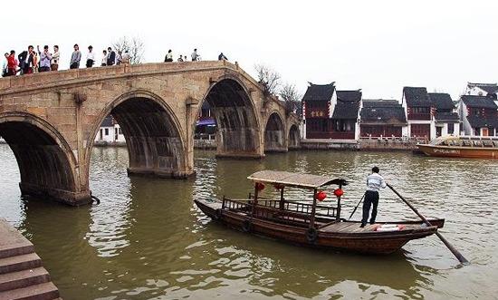 Zhujiajiao in shanghai