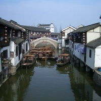 Zhujia Jiao Water Town