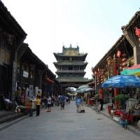 Ming and Qing Dyansties' Street