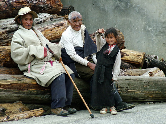 Daocheng Yading