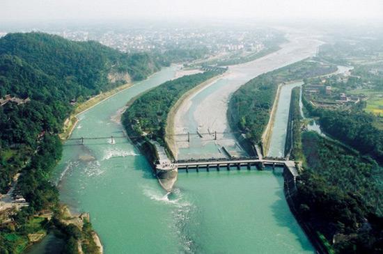 Dujiangyan Dam