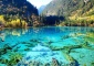 jiuzhaigou valley picture