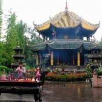 Qingyang Palace, Chengdu Sichuan Tours
