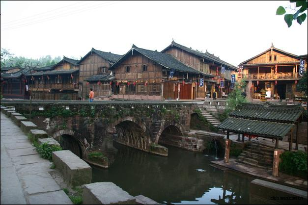 Shangli Old Town
