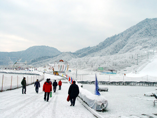 Xiling Snow Moutain