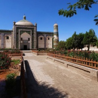 Abakh Khoja Tomb, Kashgar Silk Road Tours