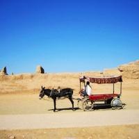 Anciet Gaochang City Xinjiang, Silk Road Tours