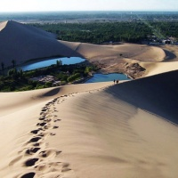 Crescent Lake Dunhuang, Silk Road Tours