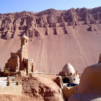 Flaming Mountain Turpan, Xinjang Silk Road Tours