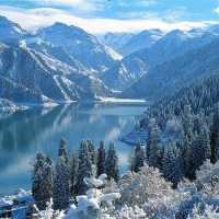 Heavenly Lake, Xinjiang Tours