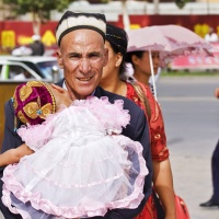 Kashgar Grand Bazaar, Xinjiang Silk Road Tours