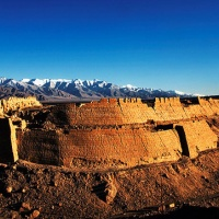 Kashgar Stone City, Xinjiang Silk Road Tours