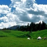 Urumqi Nanshan Grasslands
