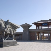 Yangguan Pass Dunhuang, Silk Road Tours