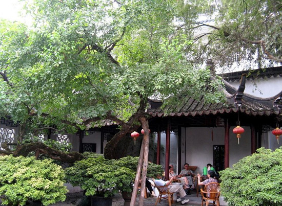 Garden of Pleasance, Suzhou Garden