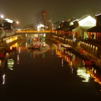 Grand Canal, The Grand Canal,  Suzhou China