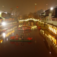 The Grand Canal, Canal in China