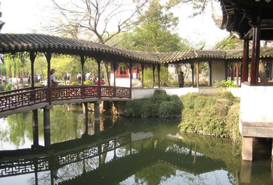 Lingering Garden, Suzhou Garden