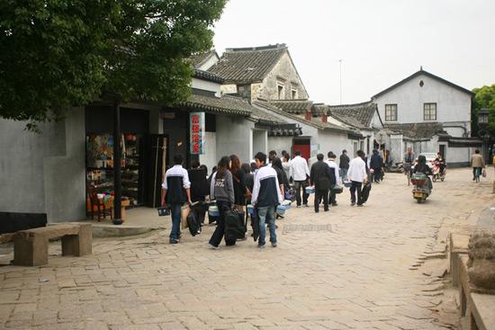 Luzhi Old Town
