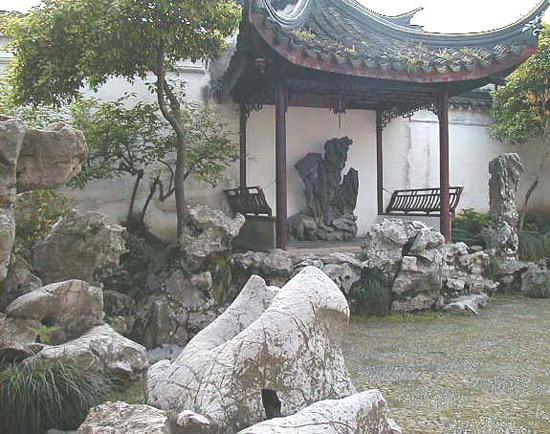 Master of the Nets Garden, Garden View Suzhou