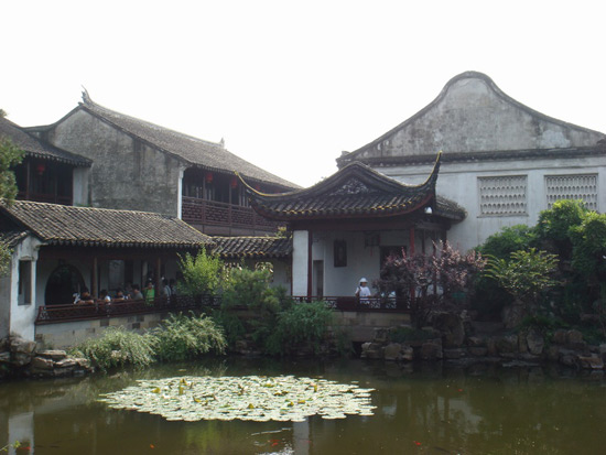 Master of the Nets Garden, Garden View Suzhou
