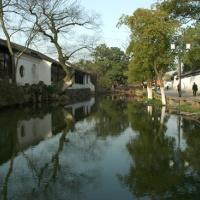 Surging Wave Pavilion, Suzhou Tours