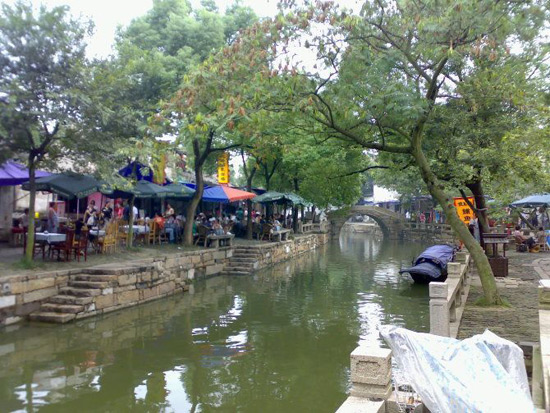 Tongli Old Town