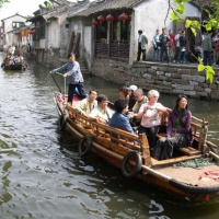 Zhouzhuang Water Village, Suzhou Tours