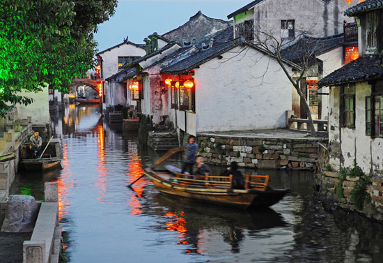 Zhouzhuang Water Village