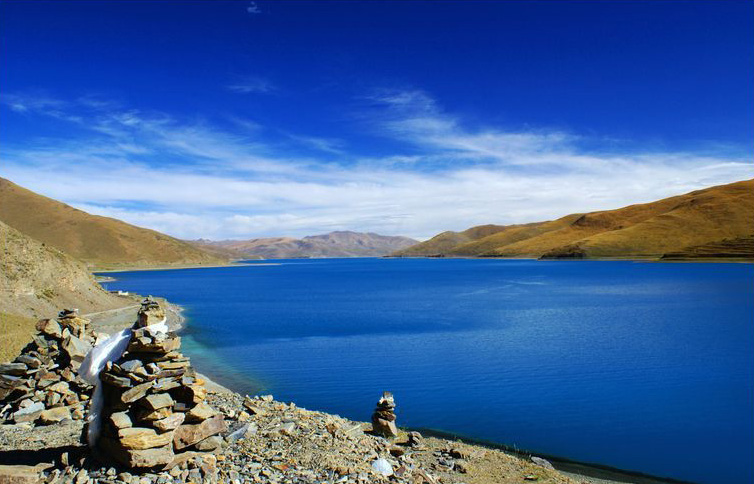 Lake Yamzho Yumco
