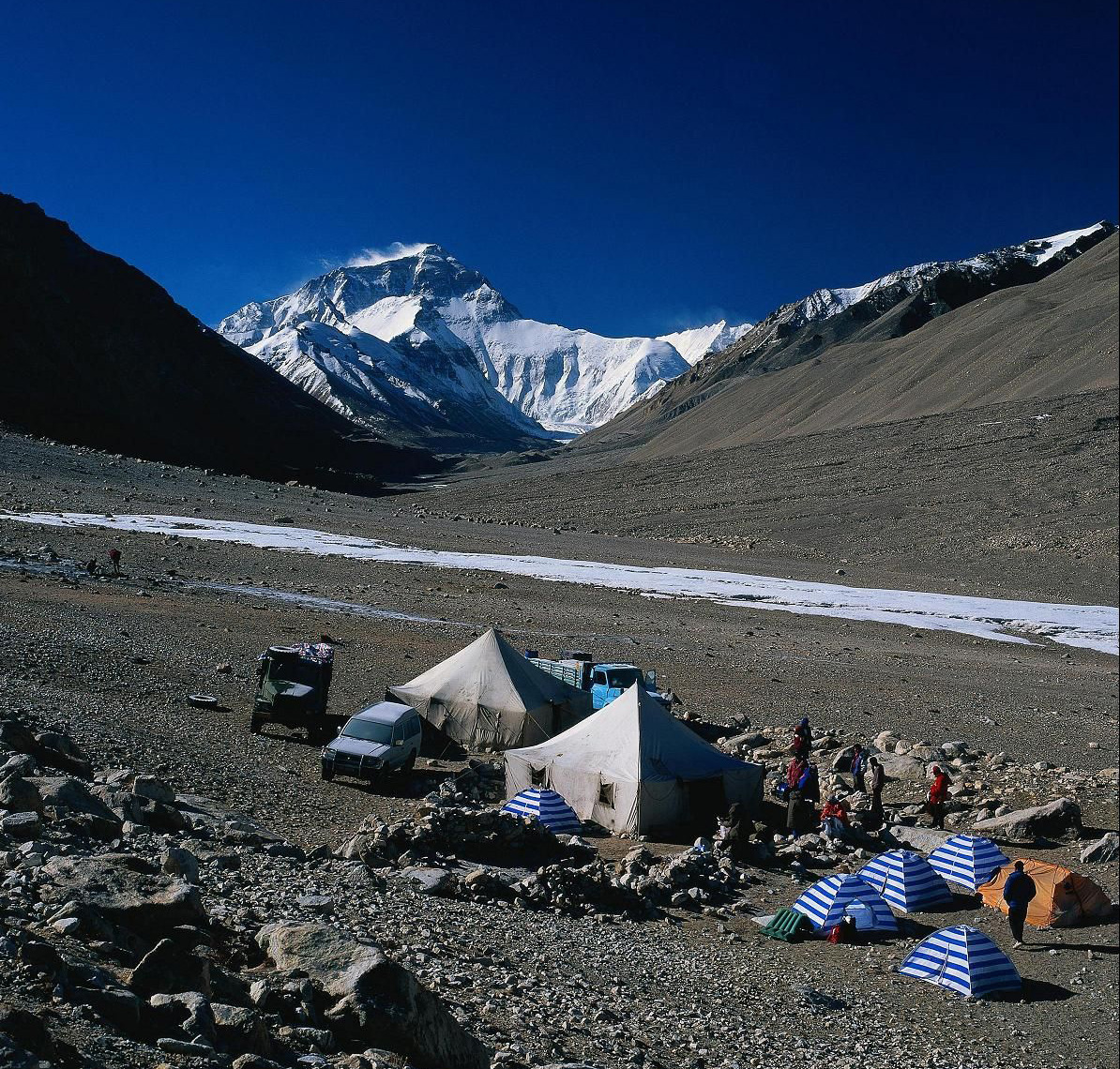 Mt. Everest Base Camps