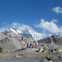 Mt. Everest Base Camps, Tibet Tours