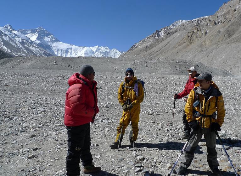 Mt. Everest Base Camps