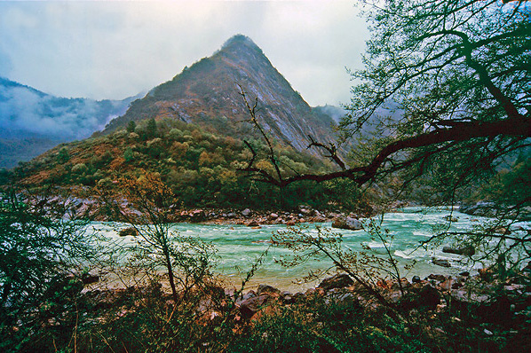 Yarlung Zangbo River Grand Canyon