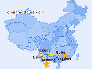 13-Day South China Train Travel