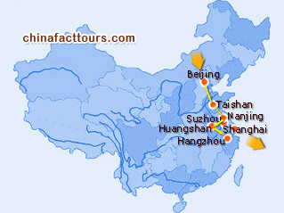 17-Day China Holidays by Train