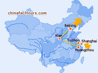 13-Day China Luxury Tour