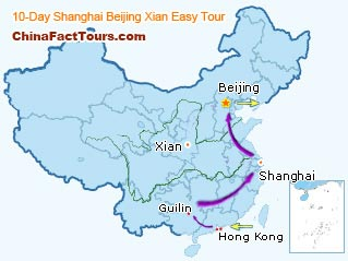 14-Day Shanghai Expo Tour