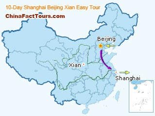 9-Day Beijng Shanghai Tour
