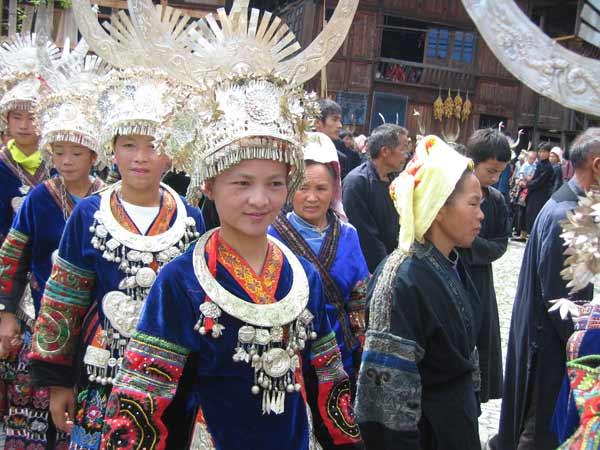 Guizhou Miao People