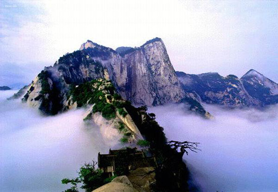 Hua mountain