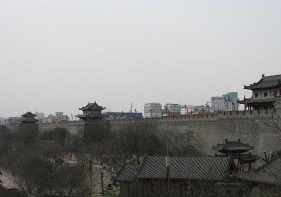 Acient City Wall