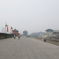Ancient City Wall, Xian Tours