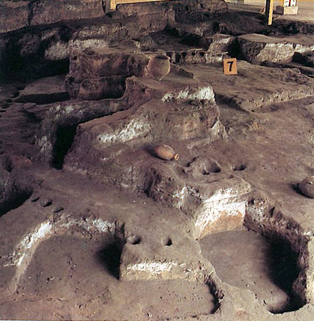 Banpo Site of Neolithic Village