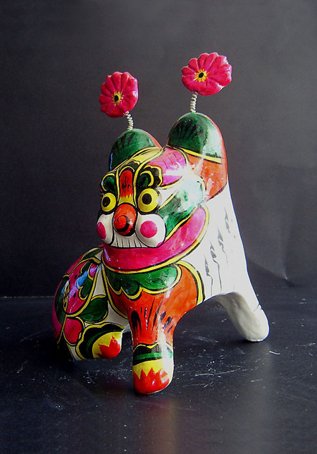 Fengxiang Painted Clay Figurines