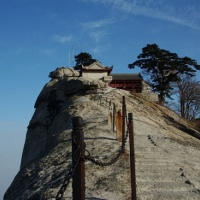 Mountain Huashan, Xian Tours