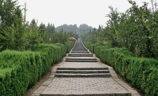 Qinshihuang Emperor Tomb