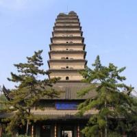 Small Wild Goose Pagoda