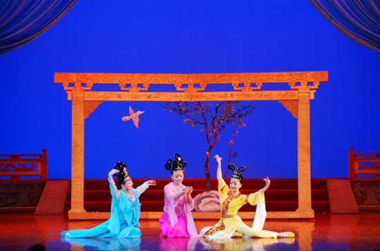Tang Dynasty Music and Dance Show