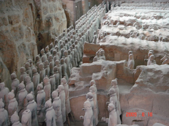 Terracotta Warriors, The Terracotta Warriors
